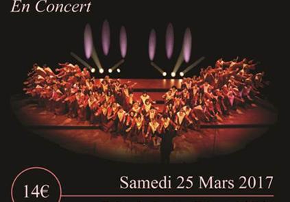 Concert le 25 Mars 2017 à 20h30 à l'église de Castanet Tolosan