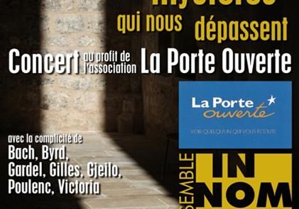 Concert le 24 novembre 2016 en la Chapelle Sainte-Anne à Toulouse
